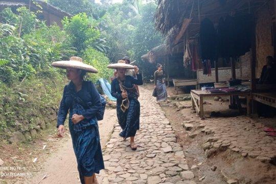 Wisatawan mulai 13 Februari dilarang kunjungi Baduy Dalam