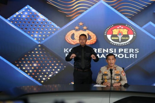 Polri koordinasi Komnas HAM minta barang bukti kasus Laskar FPI