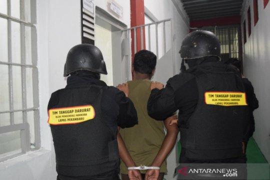Kemenkumham Riau aktifkan Blok Pengendali Narkoba, diawasi super ketat