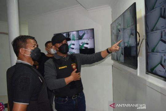 Eks petugas Lapas Riau berstatus napi narkoba dipindah Nusakambangan