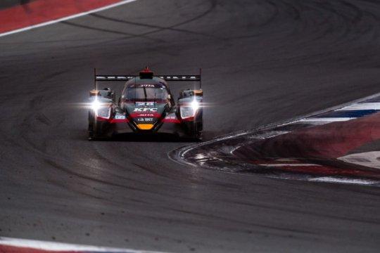 Sean Gelael gacoan tim Jota di pekan pertama Asian Le Mans Series