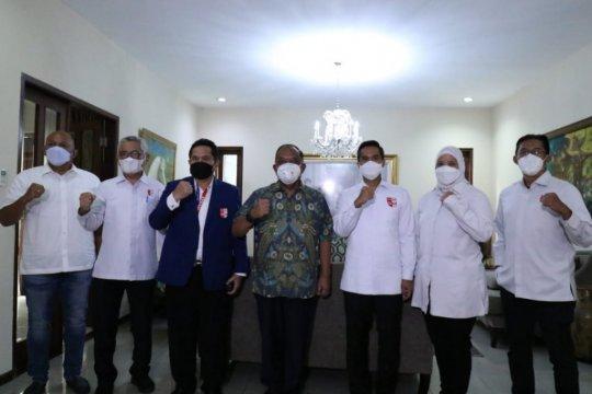 PB PRSI laporkan persiapan Munas ke KONI Pusat