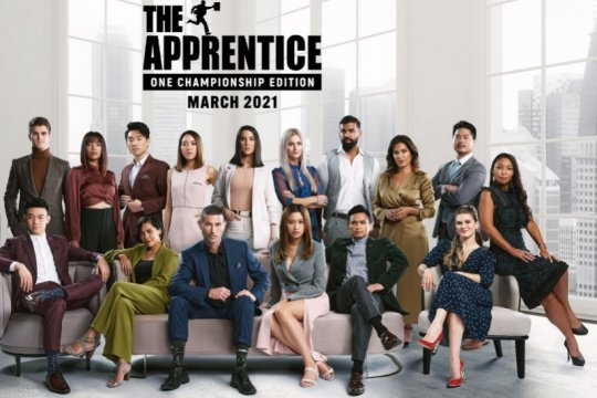 The Apprentice: ONE Championship Edition dinilai penuh pelajaran