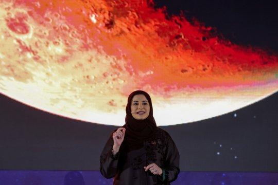 Sarah al-Amiri dan pesan agar muslim merangkul sains