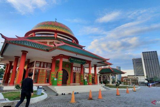 Masjid Babah Alun Desari jadi destinasi wisata religi Jakarta Selatan