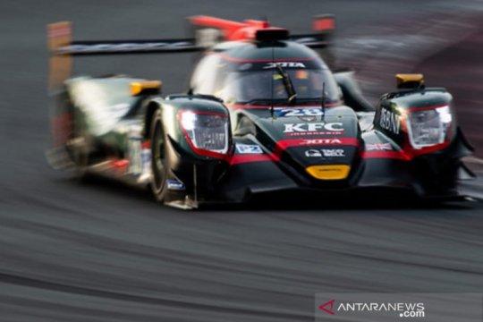 Sean Gelael Start di posisi keempat pada ajang Asian Le Mans Series