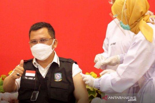 12.605 SDM kesehatan di Kepri telah divaksin COVID-19