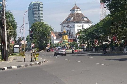 Tahun Baru Imlek 2021 di Kota Medan sepi