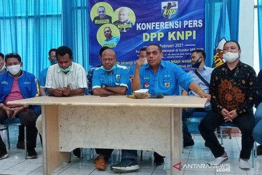 KNPI mendesak kepolisian tindaklanjuti dugaan rasis Abu Janda