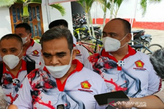 Sekjen Gerindra minta kader di Sultra memperkuat konsolidasi partai