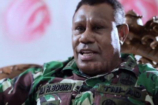 "Letjen Ali Hamdan Bogra, ""kakak besar"" para calon bintara otsus Papua"