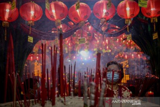Imlek, Menag ajak Tionghoa doakan pandemi berakhir