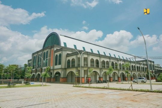 Menteri PUPR: Revitalisasi Pasar Pon Trenggalek pulihkan ekonomi lokal