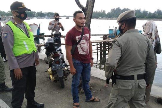 Tim operasi yustisi Aceh jaring puluhan pelanggar protokol kesehatan