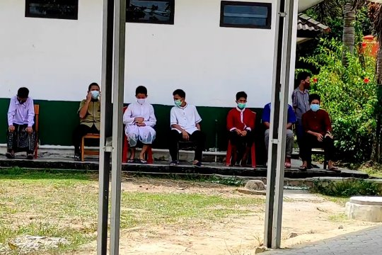 125 santri di Kabupaten Bangka terpapar COVID-19