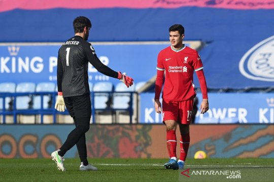 Alisson blunder lagi, Liverpool takluk di markas Leicester