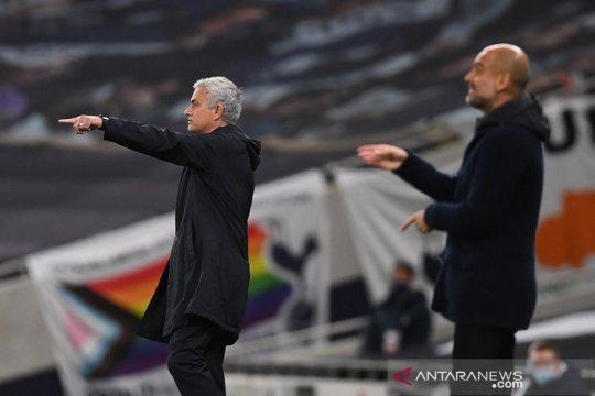 Jadwal Liga Inggris: mampukah Mourinho merusak momentum City?