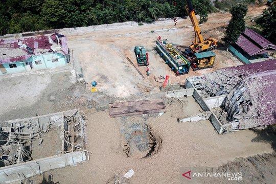 Semburan gas lumpur di Ponpes Pekanbaru berhenti setelah 10 hari