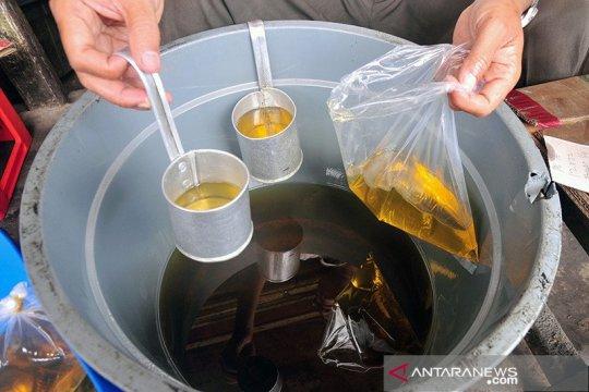 DLHK Pekanbaru olah minyak jelantah jadi biodisel