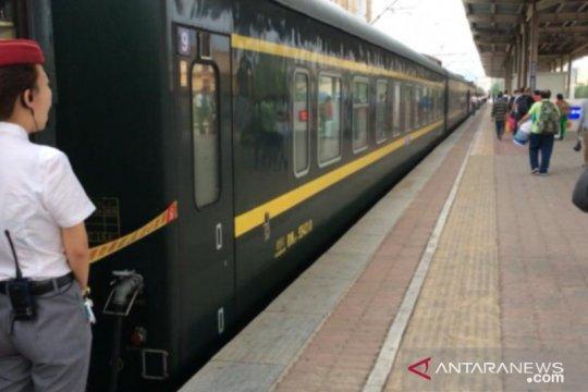 Anjuran tak mudik Imlek efektif, penumpang KA China turun 70 persen
