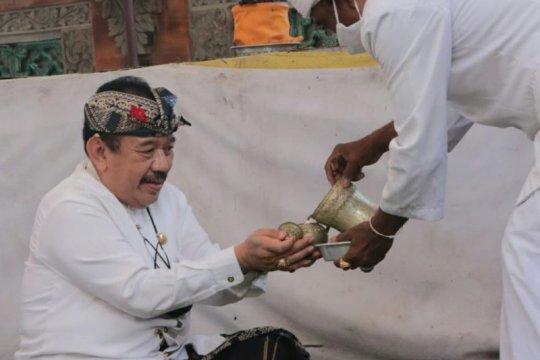 Wagub Bali apresiasi penelitian soal Pura Dasar Bhuana Gelgel