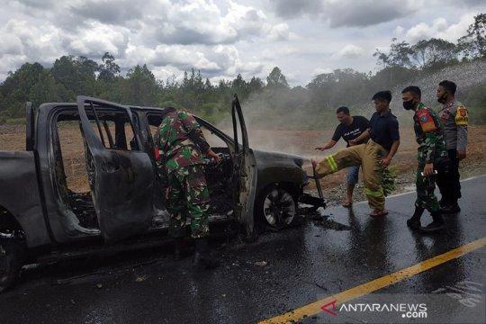 """KPH:  Oknum aparat diduga terlibat """"illegal logging"""" Kapuas Hulu"""