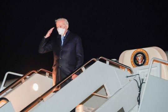 Biden: AS, Kanada bakal capai emisi nol pada 2050