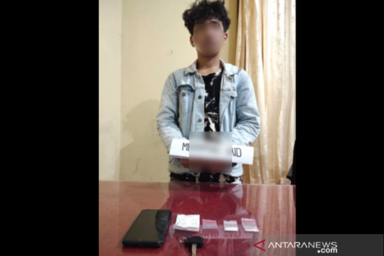 Polisi tangkap anak narapidana edarkan sabu instruksi dari ibunya