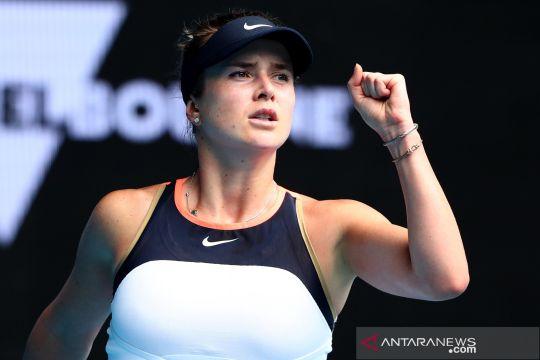 Australian Open: Elina Svitolina melaju ke babak keempat