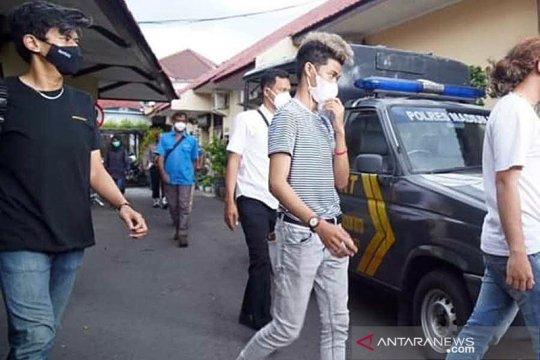 Polisi tetapkan Manajer TikTokers Viens Boys jadi tersangka