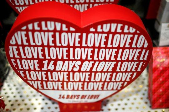 Tak bisa rayakan Valentine di luar, Prancis beralih ke mainan seks