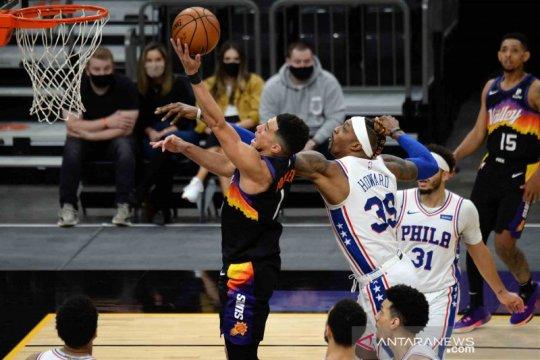 Guard Suns Devin Booker gantikan Anthony Davis pada All-Star Game