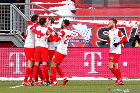 FC Utrecht lanjutkan tren positif seusai melumat VVV Venlo 3-1