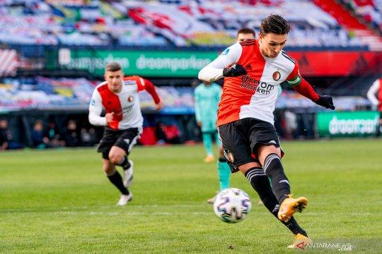 Feyenoord berpesta gol saat menjamu Willem II di De Kuip