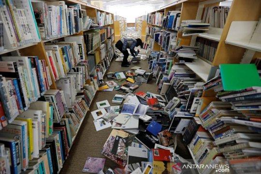 Gempa Jepang ingatkan kembali kenangan tsunami maut pada 2011