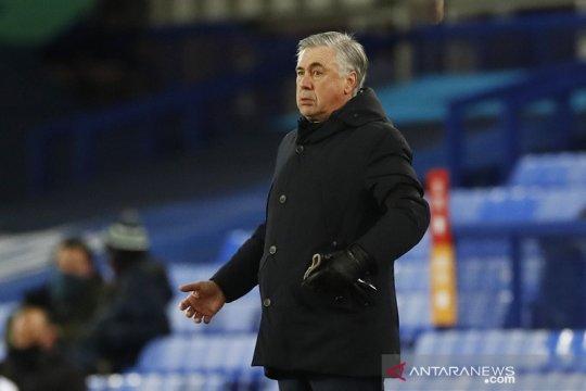 Ancelotti tak mau Everton alami kejutan lagi saat jamu Fulham