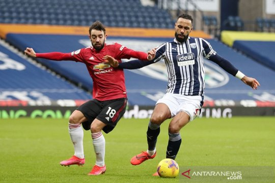 Manchester United dijegal West Brom