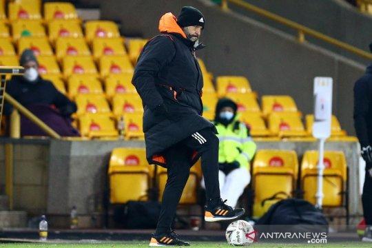 Nuno Santo tuntut Wolverhampton lebih tajam