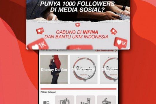 """Teten Masduki apresiasi aplikasi INFINA bantu UMKM """"go online"""""""