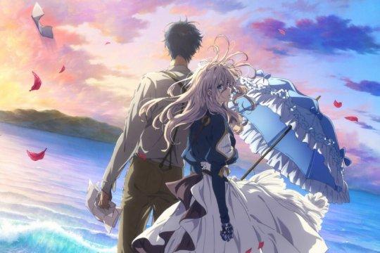 """Violet Evergarden Movie"" jadi film anime terbaik TAAF 2021"
