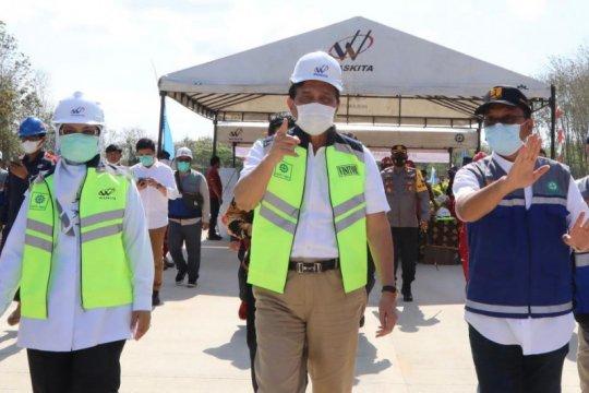 Luhut: Tol yang hubungkan Kualanamu-Parapat tingkatkan ekonomi sekitar