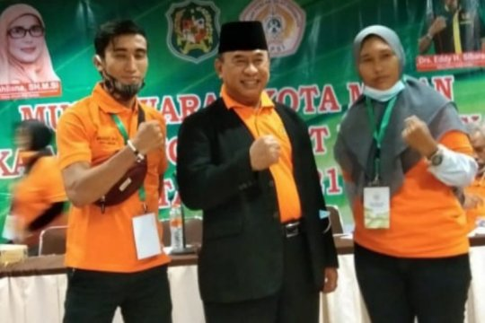 Enjang Bahri kembali pimpin IPSI Kota Medan
