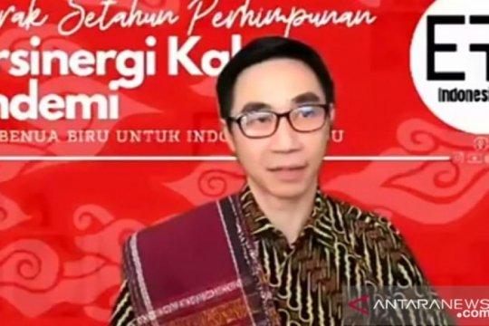 PETJ ajak elemen bangsa bersinergi majukan Indonesia di tengah pandemi