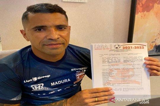 Usai Polri beri izin, Madura United kumpulkan pemain pada 25 Februari