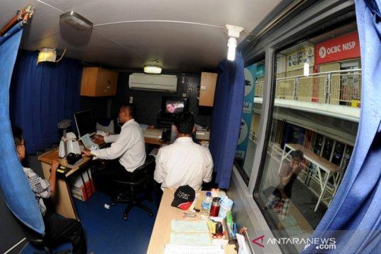 Kamis, ini lima lokasi layanan SIM Keliling di Jakarta