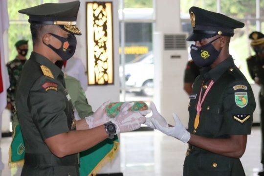 Kasdam XVII/Cenderawasih ingatkan 447 prajurit TNI AD jaga kesehatan