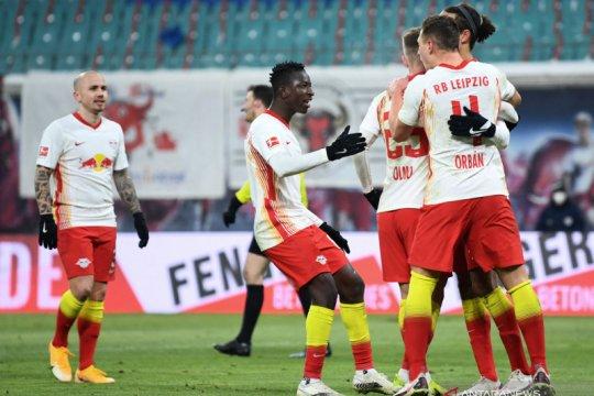 Klasemen Liga Jerman: Hasil imbang dominasi putaran ke-21