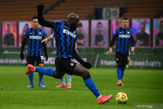 Klasemen Liga Italia: Inter maksimalkan tergelincirnya AC Milan