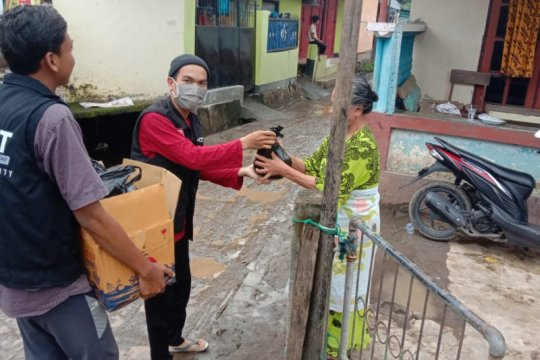 ACT NTB siapkan bantuan air bersih untuk korban banjir
