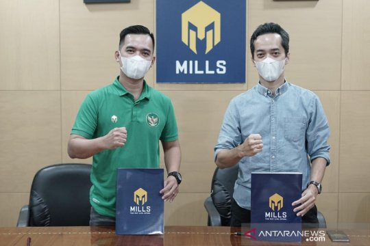 Mills jalin kerja sama dengan Sulut United